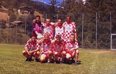 Pankrazer Fußballturnier der Vereine 2003