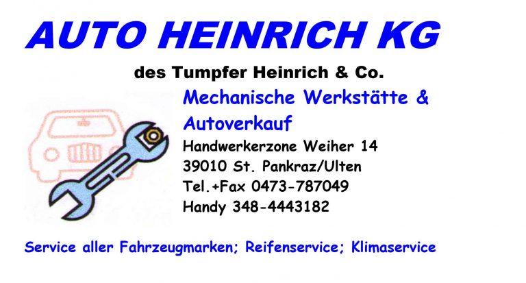 Auto Heinrich KG