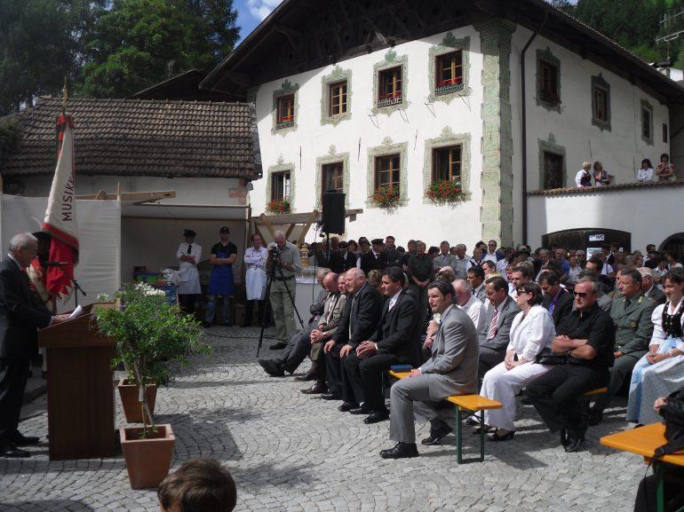 50. Jahrfeier der Gemeinde St. Pankraz