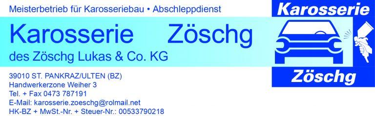 Karosserie Zöschg