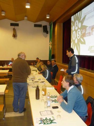 [2009-01-18] 51. Jahreshauptversammlung im Kultursaal