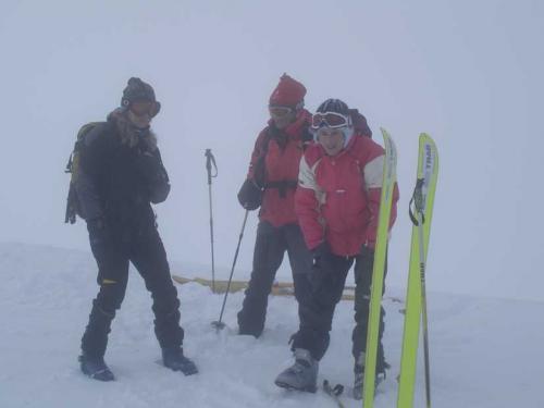 [2009-01-18] Skitour in Ulten