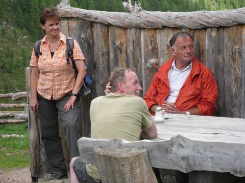 [2009-06-28] Bergtour über das Hochjoch auf den Peilstein