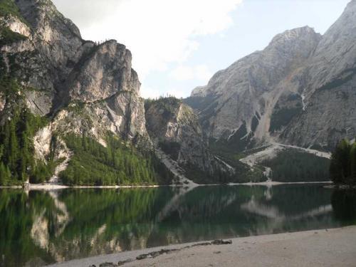 [2009-09-20] Überschreitung Furkel [Pass] zum Pragser Wildsee mit Gipfeltouren Piz da Peres und Dreifinger-S