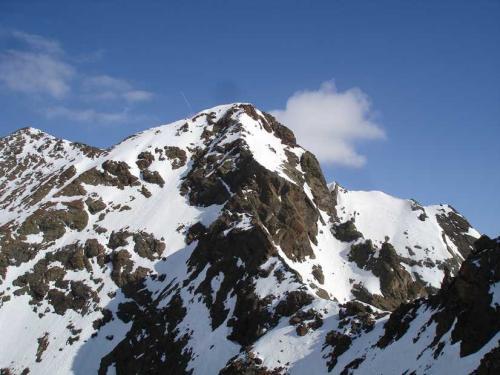 [2010-04-25] Skitour Geieregg (Vordere Eggenspitz)