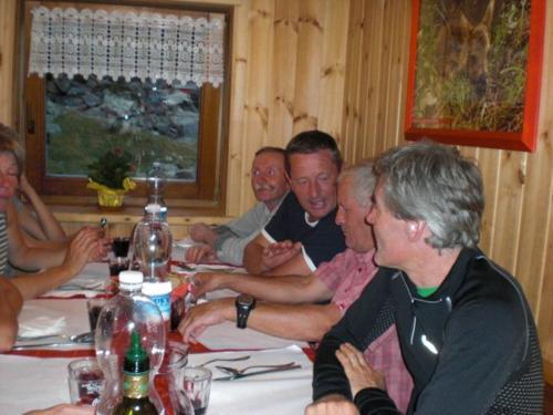 [2010-08-21] Hüttenwanderung und Gipfeltour - Rabbi und Ulten (Bus)