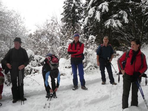 [2010-12-05] Pilgerwanderung nach Maria Weißenstein