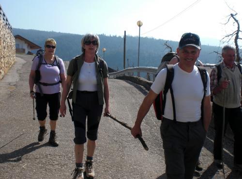 [2011-04-03] Canyonwanderung im Nonstal