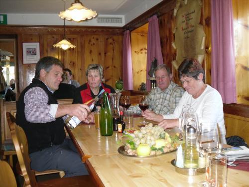 [2011-11-20] Törggelewanderung im Eisacktal (Bus)