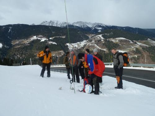[2011-12-17] Notfall Lawine - Sicher in den Winter