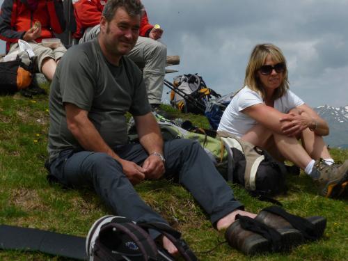 [2012-06-24] Bergtouren im oberen Vinschgau - Großhorn und Mittereck