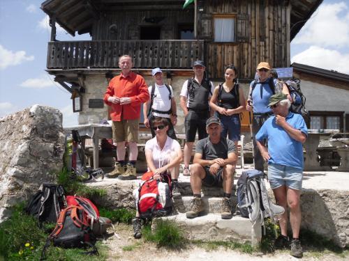 [2012-07-01] Rund um die Cinque Torri - Ampezzaner Dolomiten (Bus)