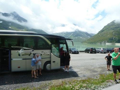[2012-07-07] Hochtour Piz Buin und Gletscherüberschreitung in der Silvrettagruppe (Bus)
