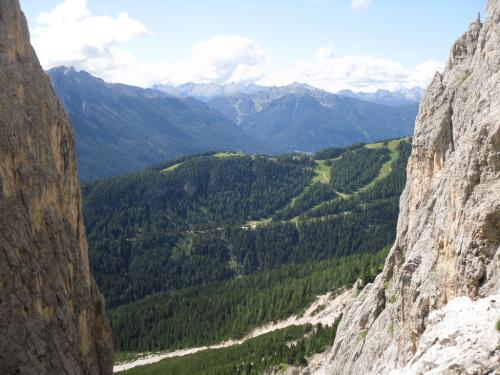 [2012-07-22] Höhenwege und Felsensteige im Rosengartengebiet (Bus)