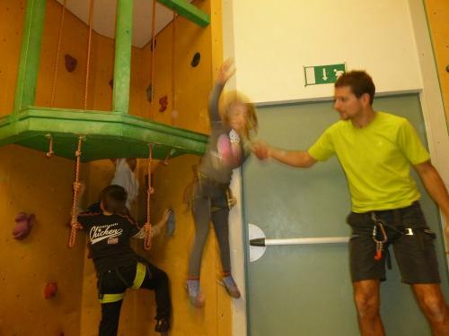 [2012-12-01] Klettern - Rockarena - Meran