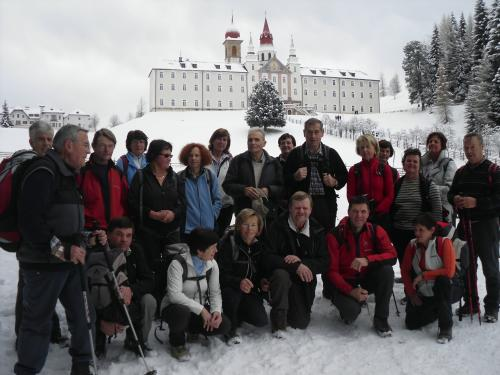 [2012-12-02] Pilgerwanderung nach Maria Weißenstein (Bus)