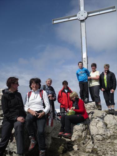 [2013-05-05] Gardaseefahrt - Wanderung Monte Stivo und Klettersteig Via dell'Amicizia