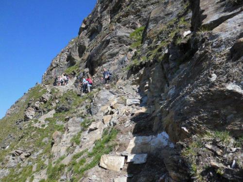 [2013-07-13] Hochtour Olperer und Überschreitung vom Valser Tal ins Zillertal  - Nordtirol  Tuxer Hauptkamm