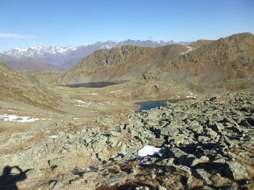 [2014-11-02] Bergtour Hoher Dieb - Ulten