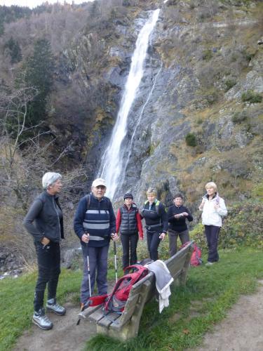[2014-11-23] Abschlusswanderung von Algund über Vertigen und Partschinser Höhenweg nach Tabland