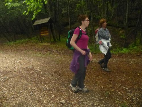 [2015-05-03] Gardaseefahrt - Klettersteig Che Guevara und Bergwanderung zum Monte Pizzocolo (Bus)