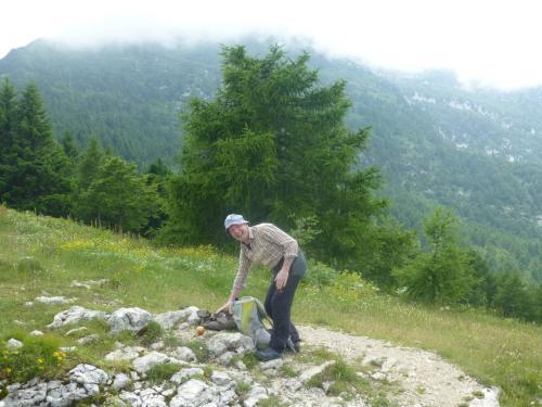 [2015-06-21] Bergtour und &Überschreitung Viotte - Monte Bondone zum Monte Stivo - Gardasseberge (Bus)