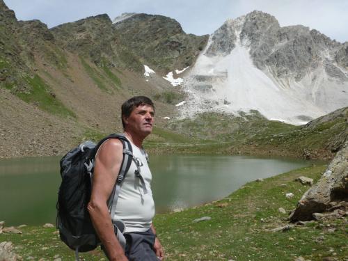 [2015-07-26] Bergwanderung zum kleinen Schwarzsee und Begehung des Karlstollens am Schneeberg