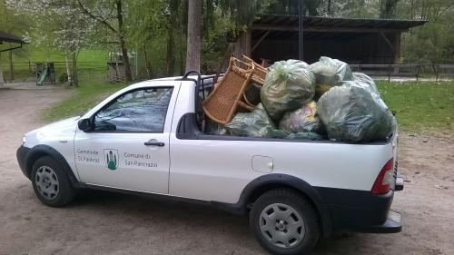 [2016-04-16] Müll - Sammelaktion in St. Pankraz