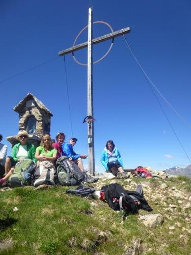 [2016-07-17] Bergtour auf die Ilmspitz