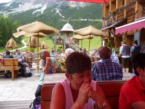 [2016-07-21] Wanderung unterm Sassonger - Puez Geisler (Bus)