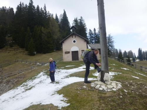 [2017-04-30] Bergtour zum Roen und Klettersteig