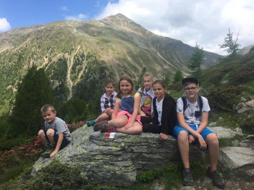 [2018-06-17] Familienwanderung Riemer Bergl - Kofelraster Seen - Hoher Dieb